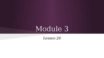 Grade 4 Eureka Math fluency power point Module 3 Lesson 24