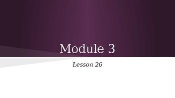 Grade 4 Eureka Math fluency power point Module 3 Lesson 26