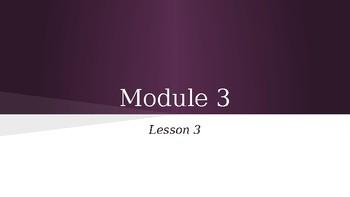 Grade 4 Eureka Math fluency power point Module 3 Lesson 3