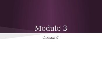 Grade 4 Eureka Math fluency power point Module 3 Lesson 6