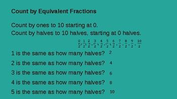Grade 4 Eureka Math fluency power point Module 5 Lesson 24