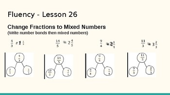 Grade 4 Eureka Math fluency power point Module 5 Lesson 26