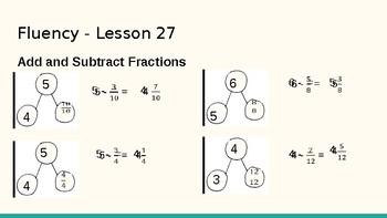 Grade 4 Eureka Math fluency power point Module 5 Lesson 27