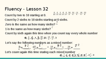 Grade 4 Eureka Math fluency power point Module 5 Lesson 32