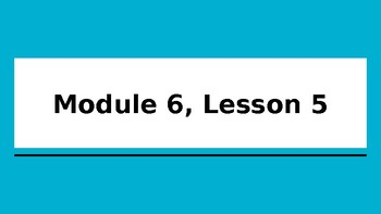 Grade 4 Eureka Math fluency power point Module 6 Lesson 5
