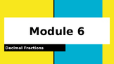 Grade 4 Eureka Math fluency power point Module 6 Lessons 1-16