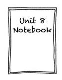 Grade 4 Everyday Math Unit 8 Interactive Notebook