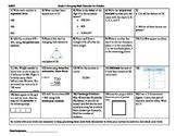 Everyday Math Grade 4 FOURTH EDITION  October Calendar
