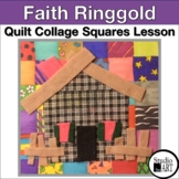 Grade 4 Faith Ringgold Inspired Quilt Squares Lesson