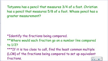Grade 4 Fractions CCSS NF.1-NF.7 SMART Board Lessons + Assessments