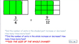 Grade 4 Fractions CCSS NF.1-NF.7 SMART Board Lessons + Ass