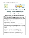 Grade 4+ Grammar Activity 6: Nouns and Writing an Advertisement
