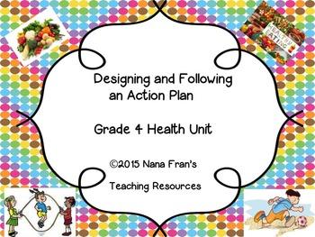 Grade 4 Health Bundle of Units