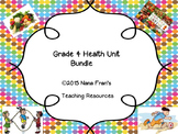 Grade 4 Health Bundle of Units