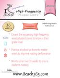 Grade 4 High-frequency Workbook