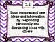 Grade 4 I Can Statements - Alberta Bundle