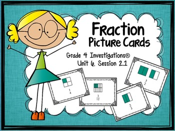 Fraction Picture Cards