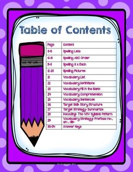 Grade 4: Journeys Write In Reader Lesson 1