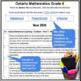Grade 4 - Junior - MATH - Report Card Comment Bank