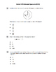 Grade 4 Math 2015 NYS Released Questions