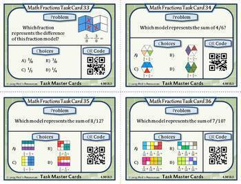 Math Bundle Grade 4