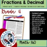 Grade 4 Math: Fractions Unit 2 (New Ontario Math Curriculum 2020)