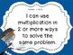 Grade 4 Math I Can Statements - Michigan Standards