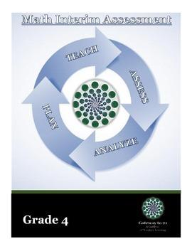 Common Core 4 Math Interim Assessment Grade 4 (2)