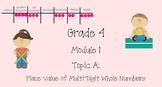 Grade 4 Math Module 1 Topic A