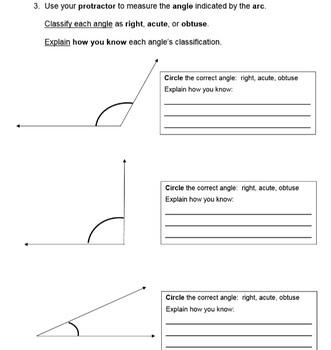Grade 4 Math, Module 4 Review & Assessment Bundle (Mid-Module & End Module)
