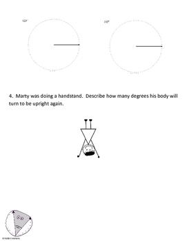 Grade 4 Math Module 4 Topic B Review Packet