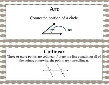 Grade 4 Math Module 4 Vocabulary Cards