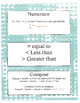Grade 4 Math Module 5 Vocabulary Cards