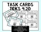 Grade 4 Math TEKS Place Value Task Cards with QR Codes {4.2D}