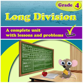 Grade 4 Math Units Bundle