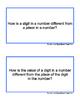 Grade 4 Math Writing Prompts Sampler