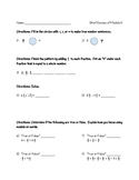 Grade 4 Mathematics Module 5 Brief Review