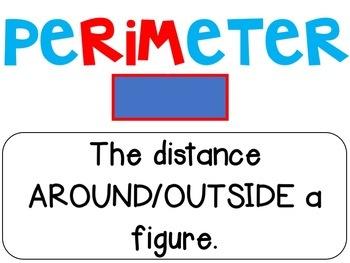 Grade 4 Mathematics Word Wall Common Core Vocabulary
