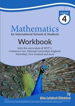 Grade 4 Maths from www.Grade1to6.com Books