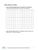 Grade 4 Measurement Perimeter and Area Review, Test, Rubric