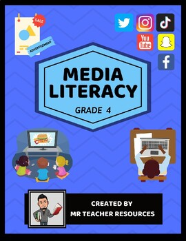 Grade 4 Media Literacy Package