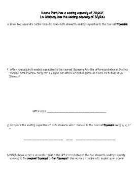 Grade 4 Mid-Module 1 Assessment - Eureka Math, Engage NY