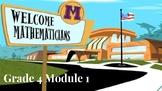 Grade 4 Module 1 Math Digital Notebook