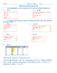 Grade 4 Module 3 Mid Module Study Guide and Quiz w/ Accomm