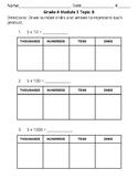 Grade 4 Module 3 Topic B Lessons 4-6 Practice