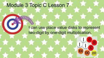 Grade 4 Module 3 Topics A - E Lessons 1-21 Smartboard Lessons