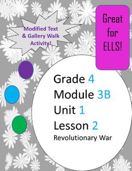 Grade 4 Module 3B Unit 1 Lesson 2