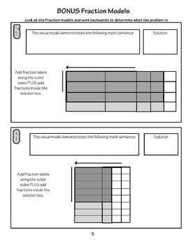 Grade 4 Multiplying Fractions EXTENDS 5.NF.6