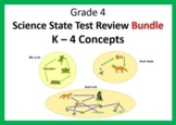 New York State Science State Test-Prep!  Review for Grades
