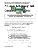 Grade 4 Nelson Kit (Green Box): Habitats and Communities: #4A Desert Life.